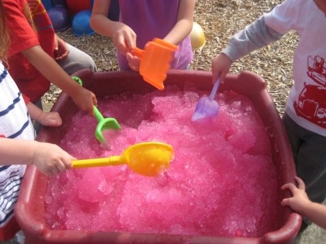 Squishy Baff time, we are always looking for stuff to put into our water tables for variety!